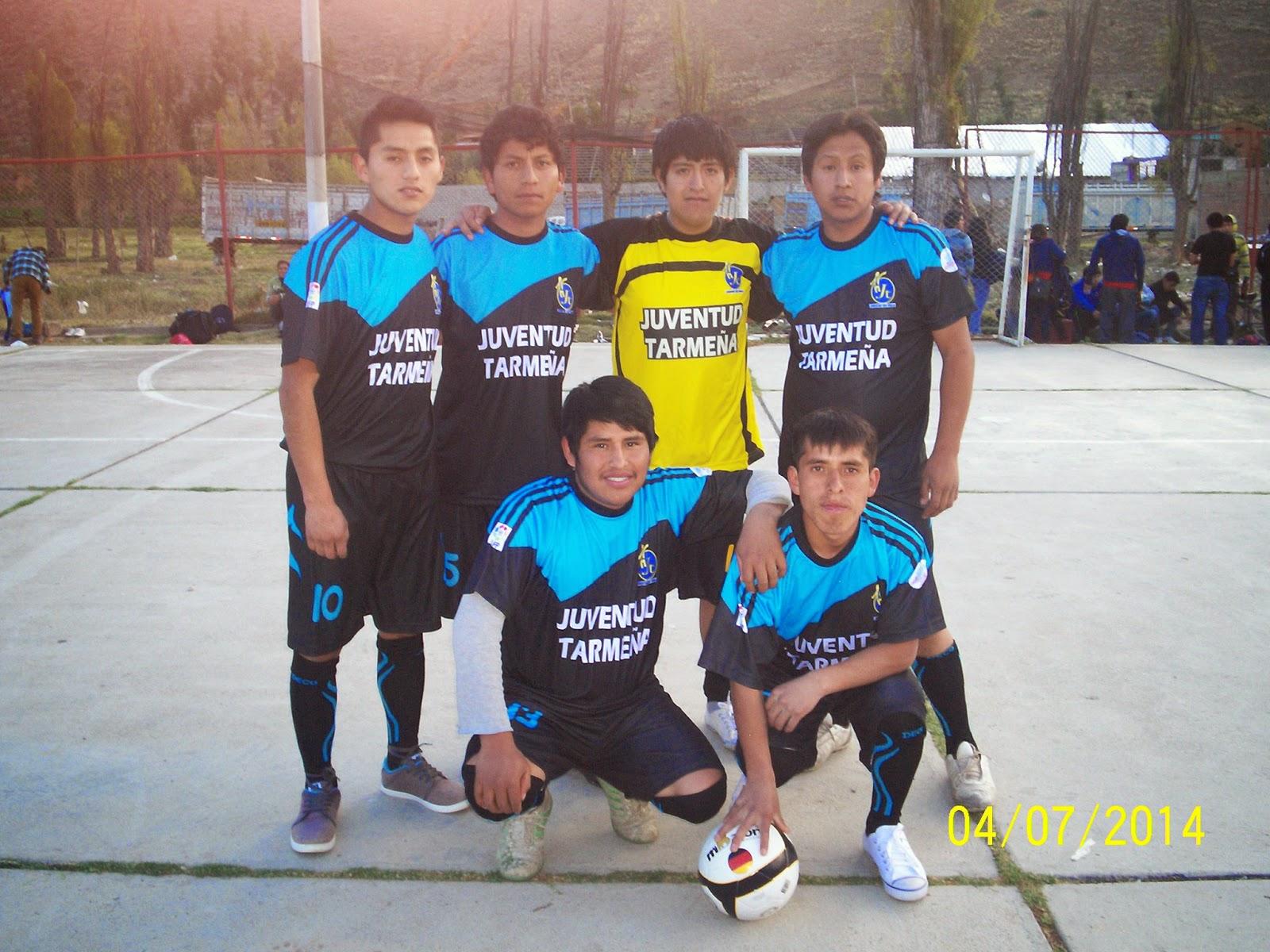 Antena deportiva julio 2014 for Municipalidad de tarma