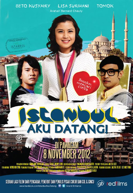 Istanbul Aku Datang (2012) DVDRIP Full Movie Download Free Mediafire