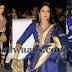 Sridevi Blue Salwar Suit