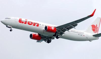 Gambar Pesawat Lion Air