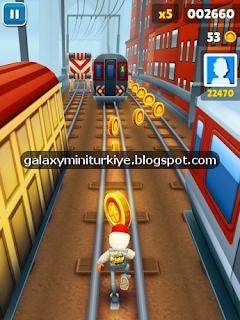 Subway Surfers 1.6 ARMV6 APK - Galaxy Mini - Galaxy Mini Türkiye