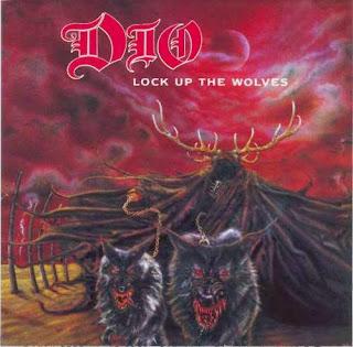 DIO - Lock Up The Wolves album