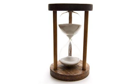 Pomodoro Hour Glass