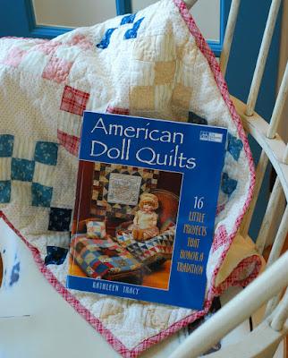 Doll quitls