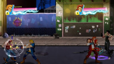 Double Dragon Neon Gameplay Youtube