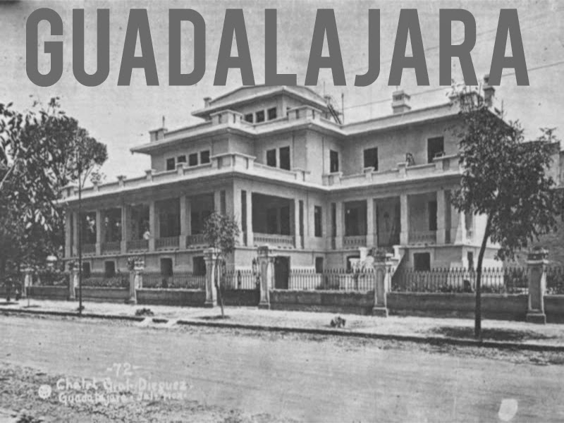 Guadalajara de Antes
