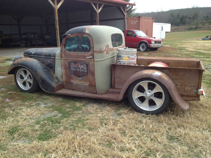 American Rat Rod Cars & Trucks For Sale: 1939 Chevrolet ...