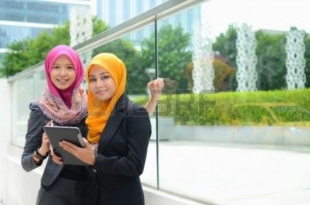 Model Busana Muslimah Cantik (2)
