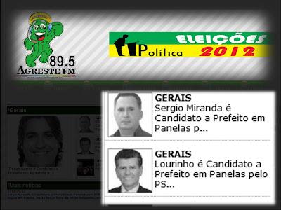 Entrevistas Agreste FM