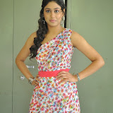 Manisha Yadav Photos in Floral Short Dress at Preminchali Movie Press Meet 71