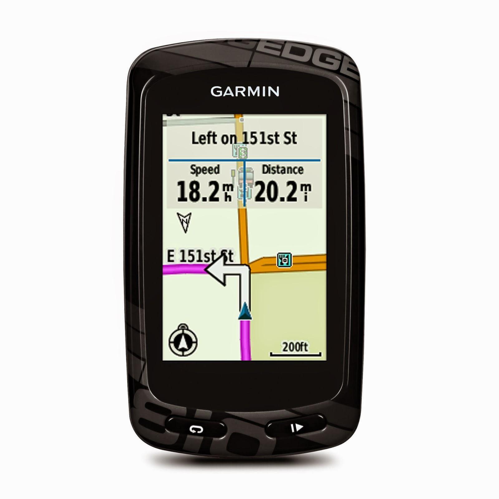 Garmin Edge 810 Cycling Computer
