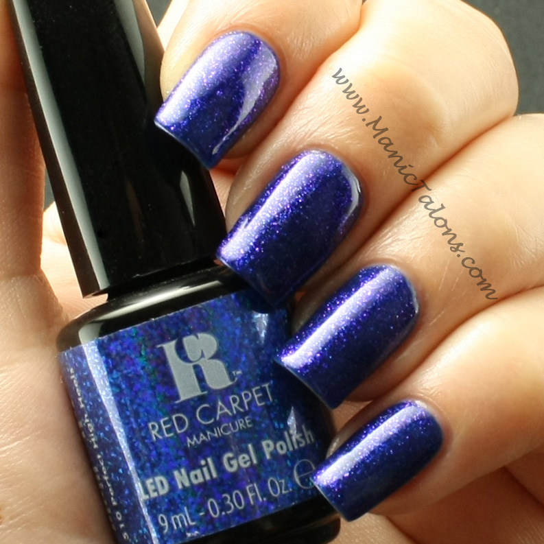 Manic Talons Nail Design Gorgeous Glittery Finishes From
