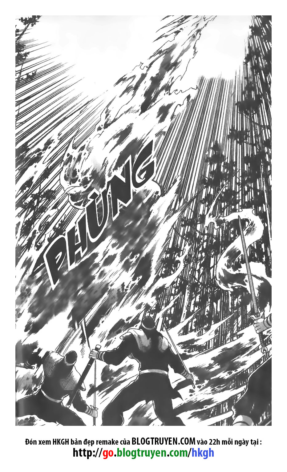 Hiệp Khách Giang Hồ chap 261 Trang 3 - Mangak.info
