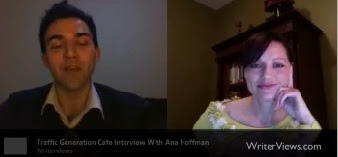 Learn how to increase website traffic from interview with Ana Hoffman