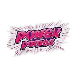 MLP Power Ponies Brushable Figures