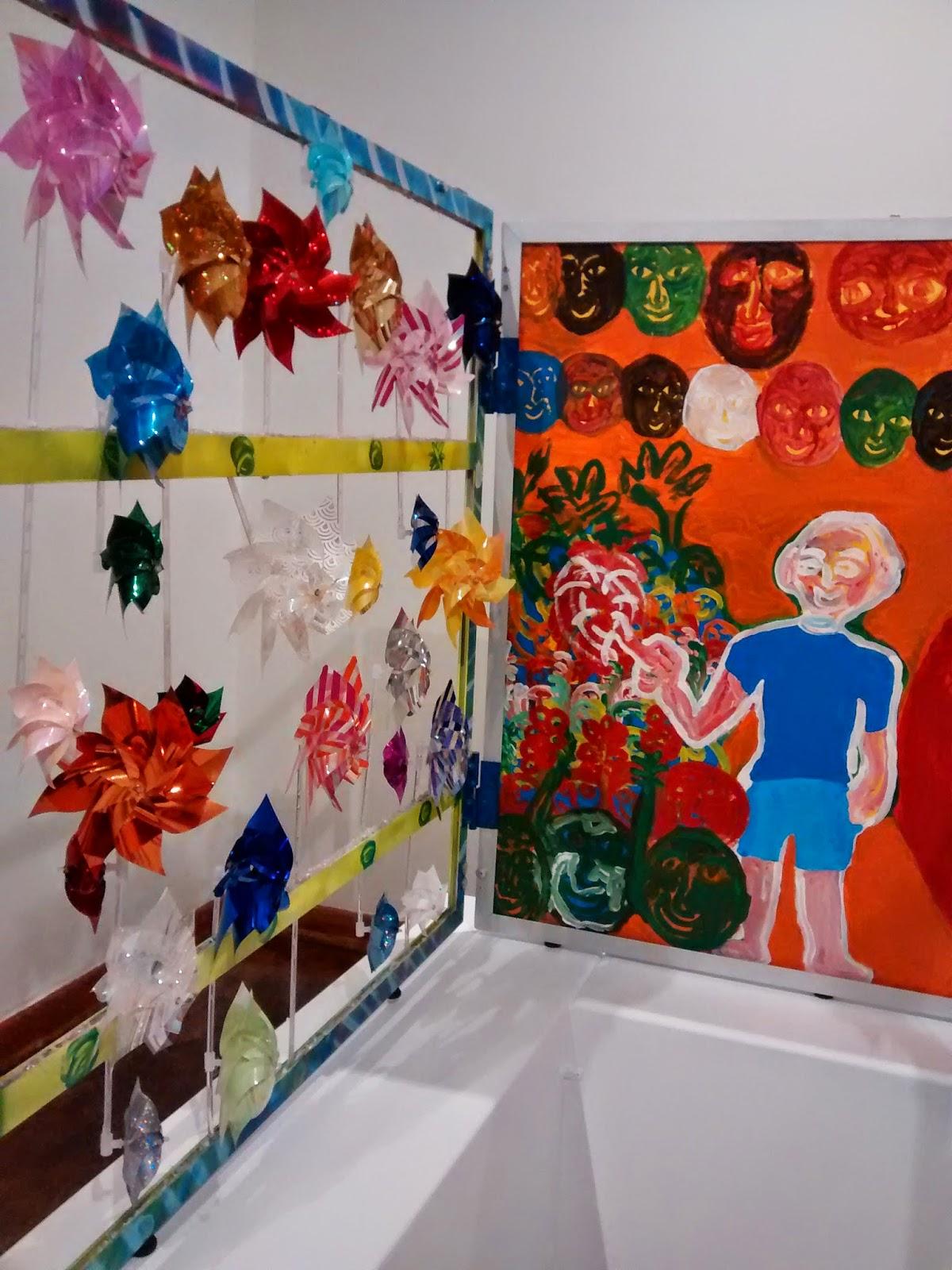 """Exposición """"Piedra, papel o tijera. El juego de los artistas"""" en el Museo Mural Diego Rivera"""