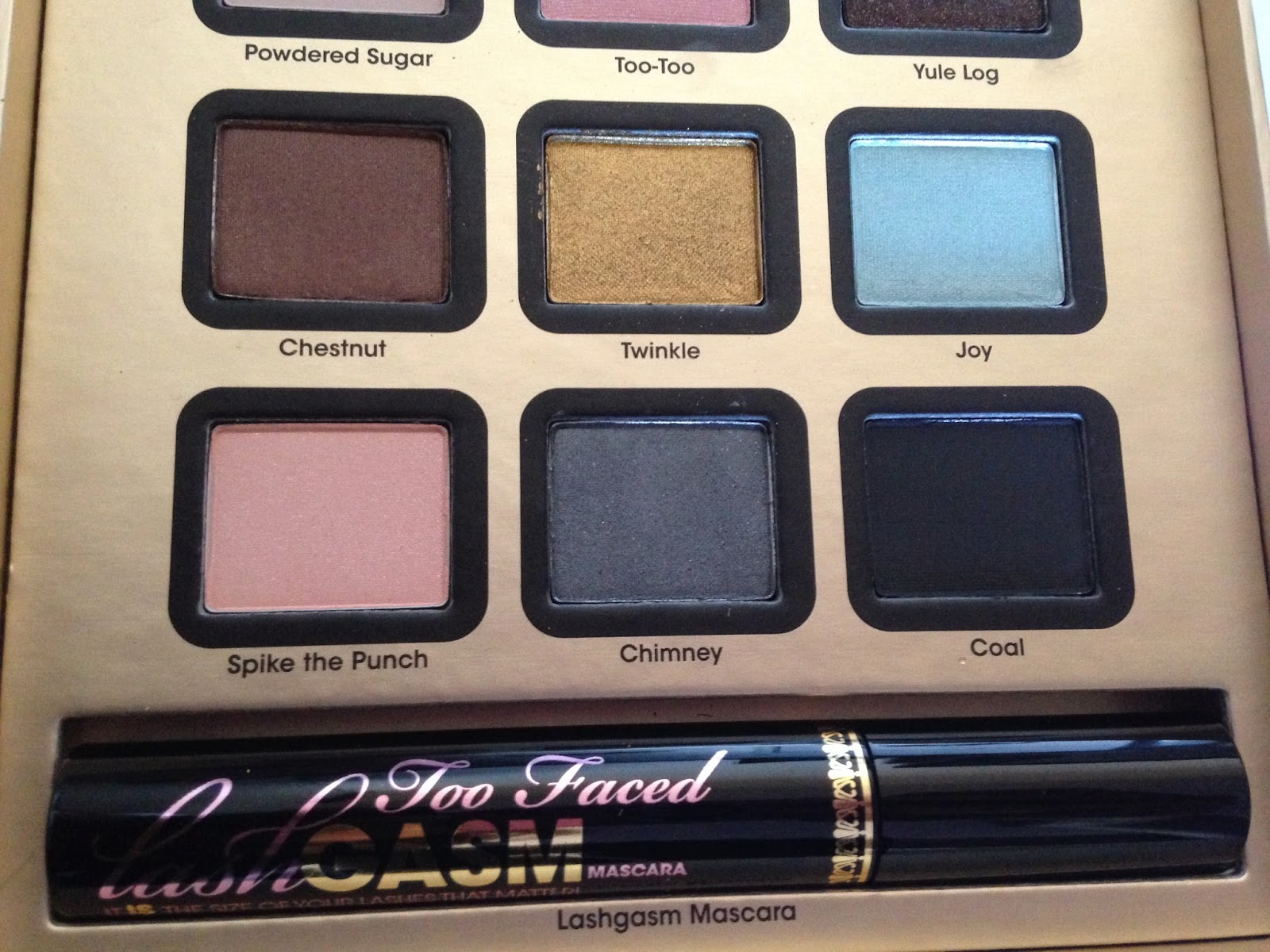 Too Faced Joy To The Girls Palette