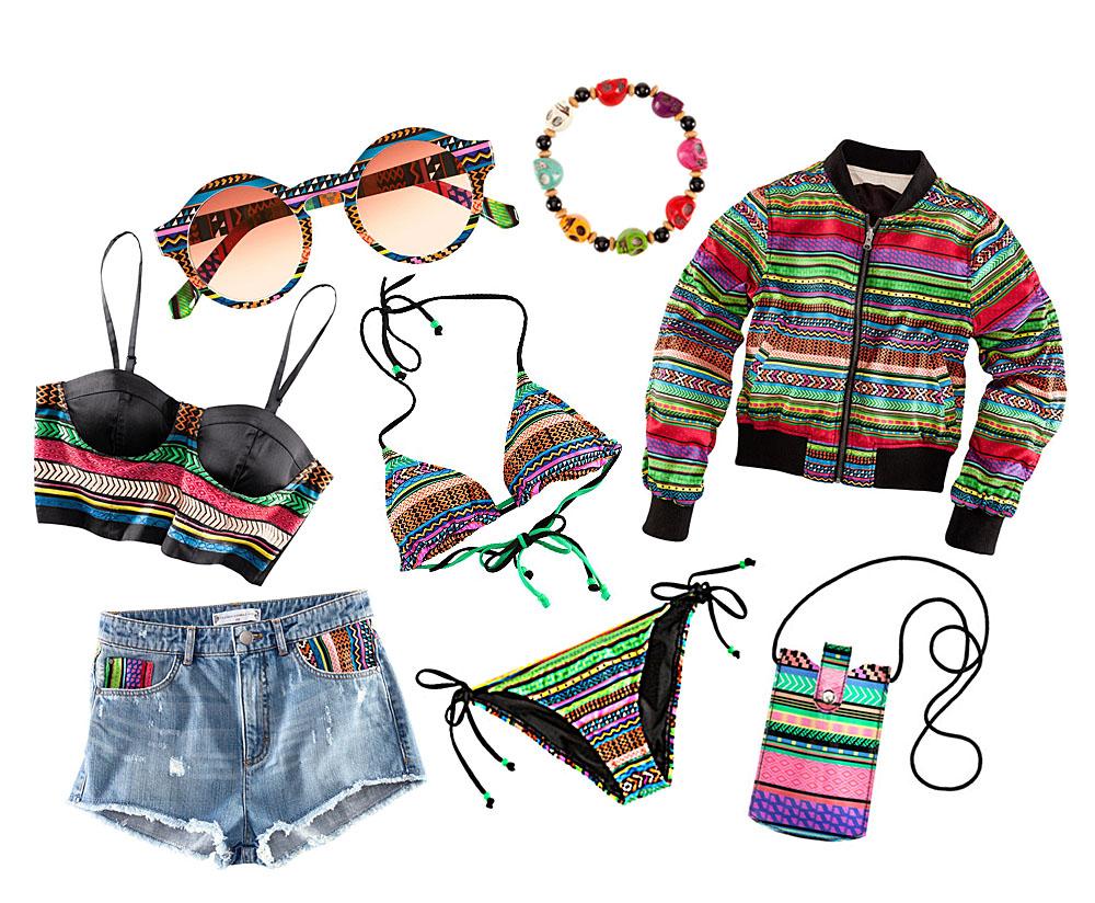 Aztec Designs Clothing Doing The Aztec Design on