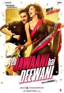 Dilliwaali Girlfriend : Yeh Jawaani Hai Deewani (2013) HD Video Song Free Download
