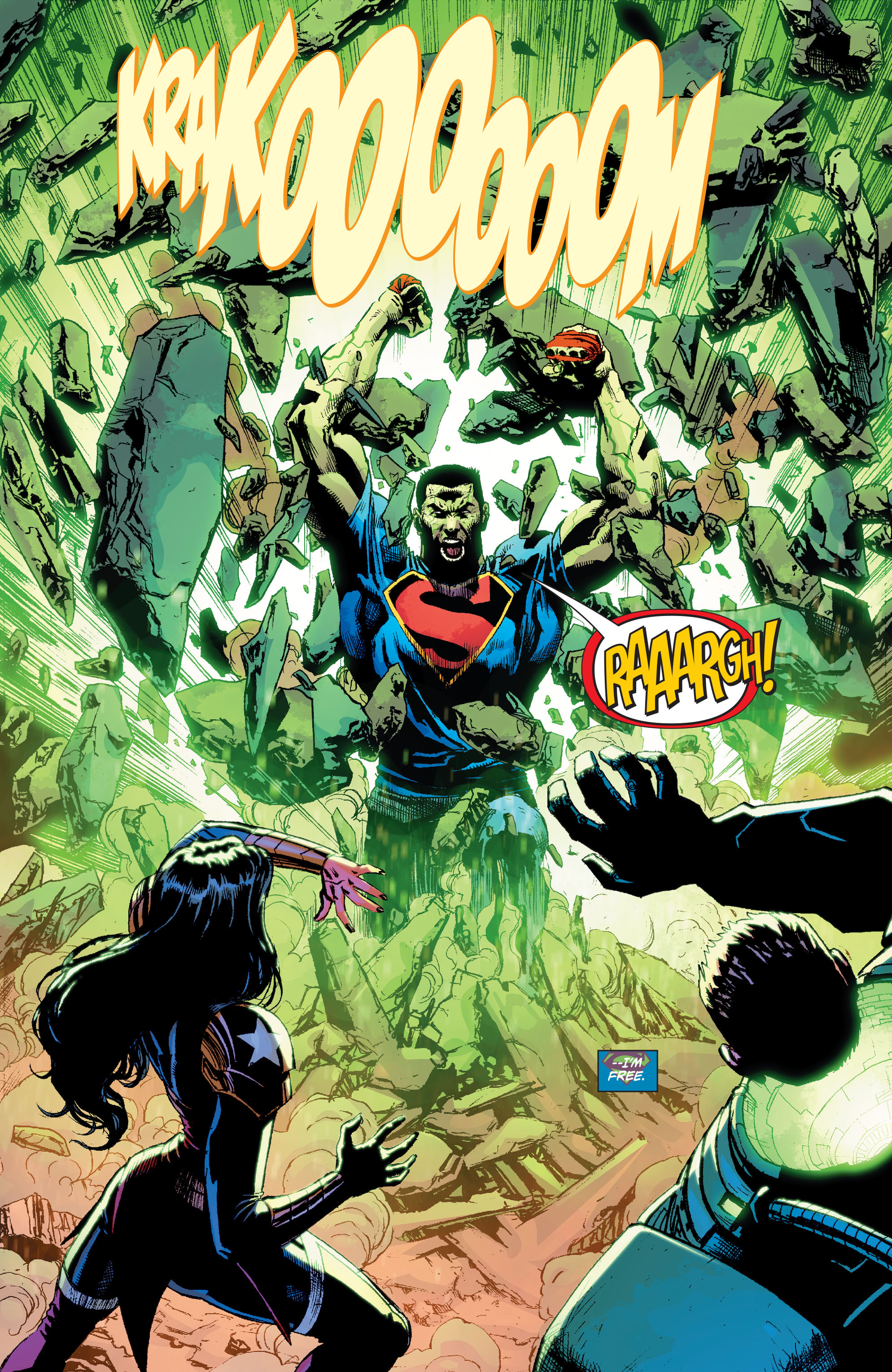 Read online Superman (2011) comic -  Issue #49 - 7