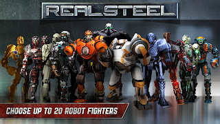 Real Steel HD v1.3.8