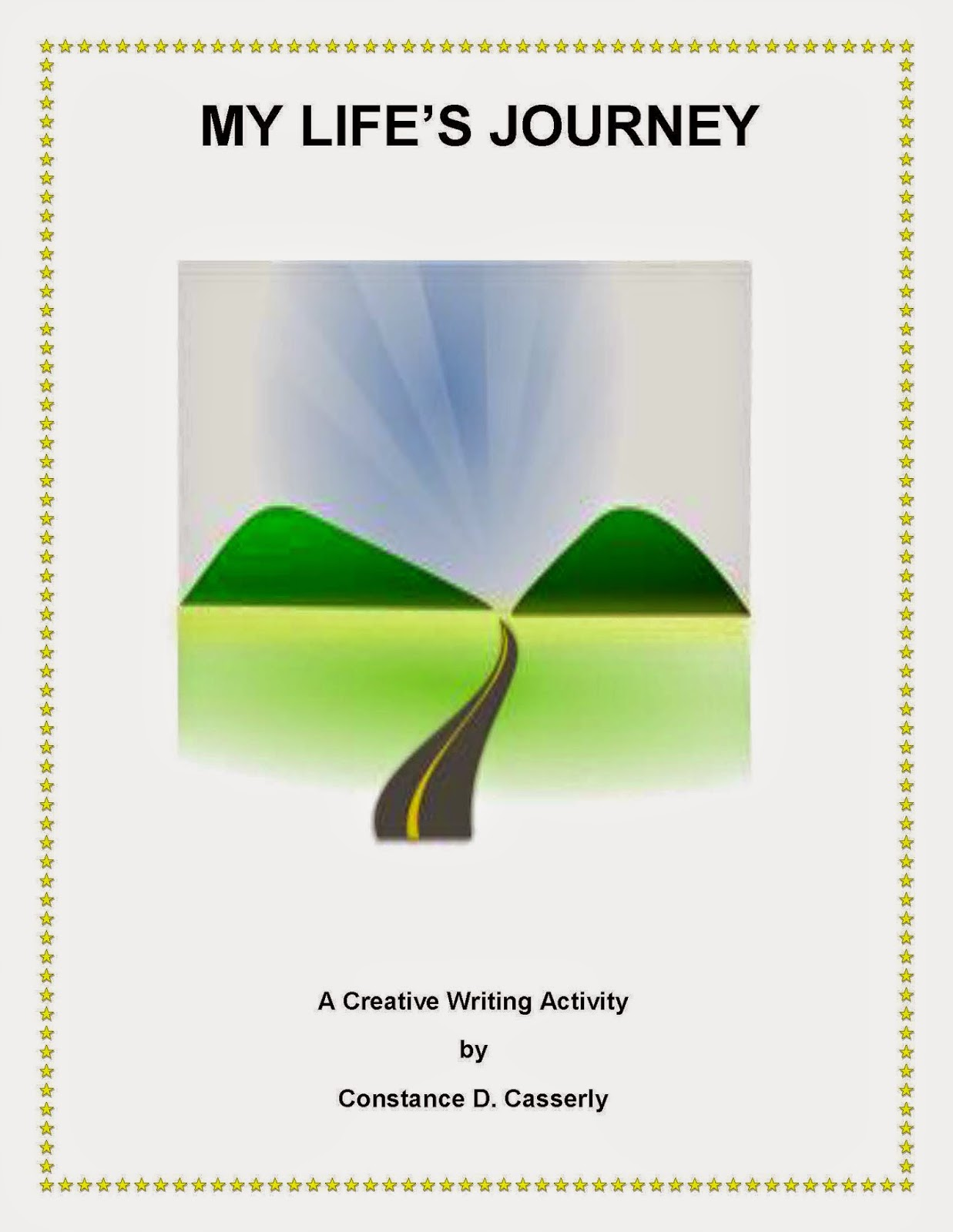 Middle School and High School Writing Activity: My Life's Journey