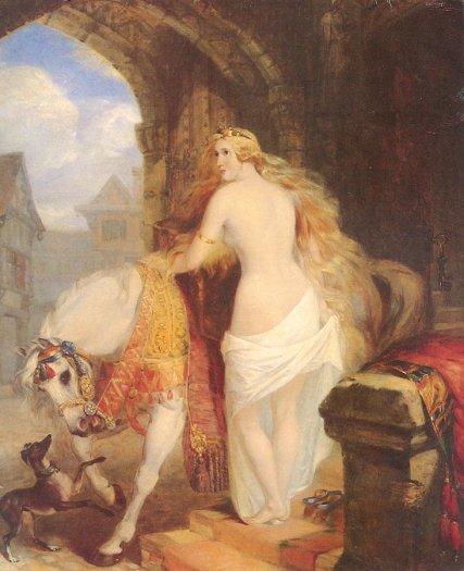 lady godiva claxton