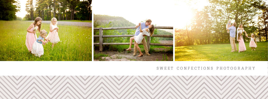 Sweet Confections Photography