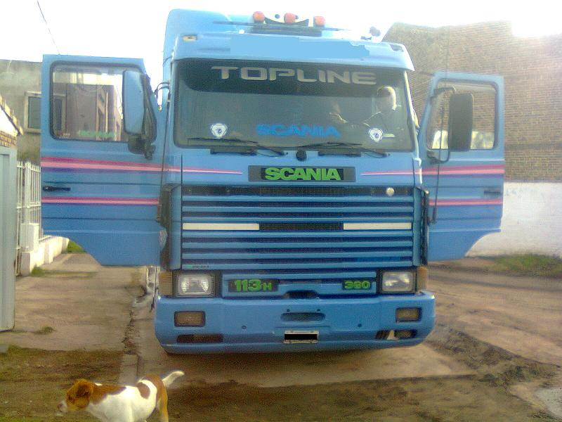 Cami  N SCANIA VERSION TOP LINE