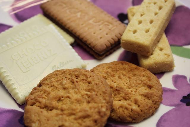 degustabox cookies