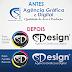 CS Design - Agência Gráfica e Digital lança nova Logomarca