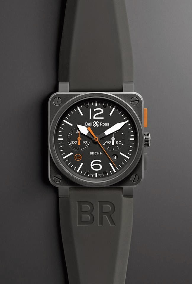 BR 03-94 CARBON ORANGE