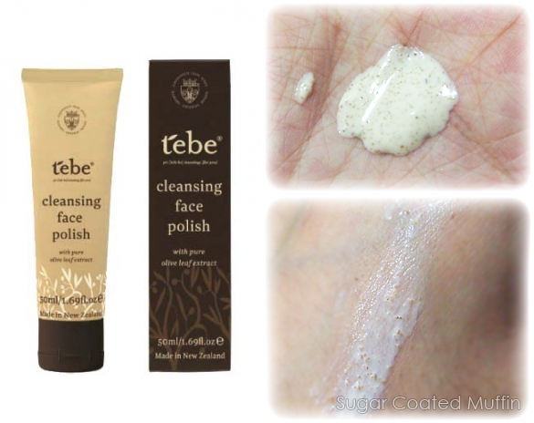 Tebe Cleansing Face Polish review