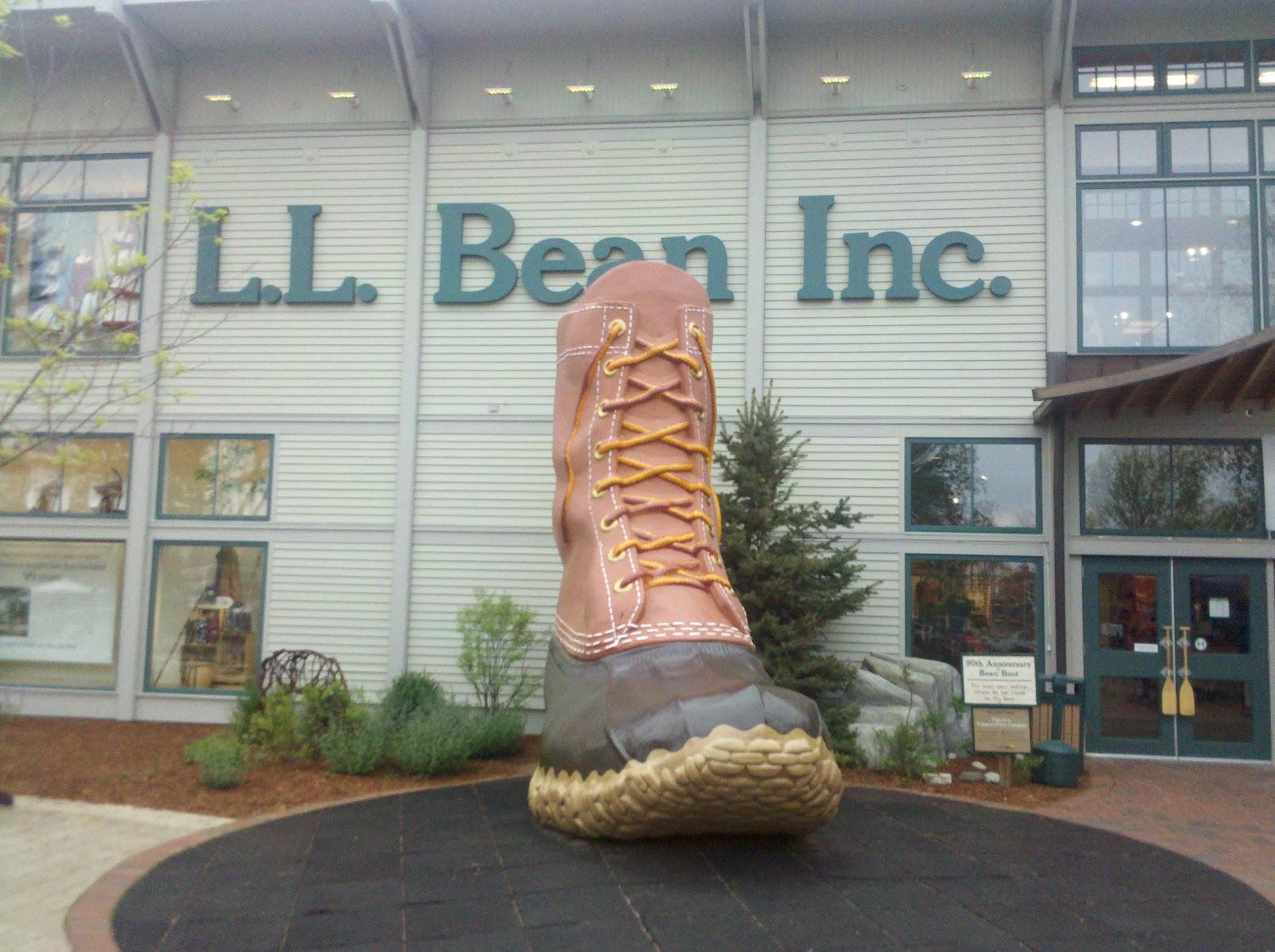 through the sole a shoe boot alert l l bean