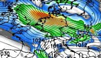 Sturm oder Orkan über Deutschland am Samstag und Sonntag, 21. und 22. Januar 2012 zu erwarten, Orkan Sturm Hurrikan Deutschland, aktuell, Januar, 2012, Wettervorhersage Wetter, Vorhersage Forecast Prognose,