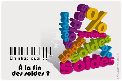 On shop quoi la fin des soldes louise grenadine blog lifestyle lyon - La fin des soldes ...