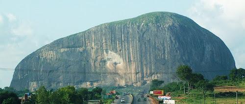 segunda maior rocha do mundo