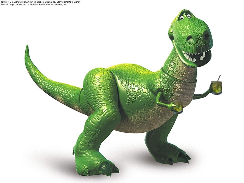 Eu quero... Dinossauro