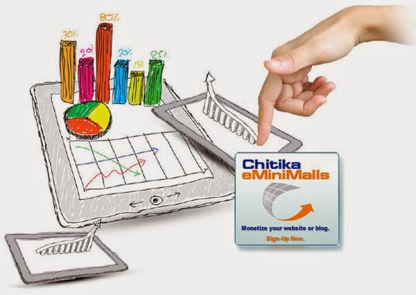 What is Chitika eMiniMalls?