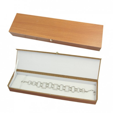 Bracelet/Necklace Box, 8 3/4''L x 2 1/4''W x 1''H