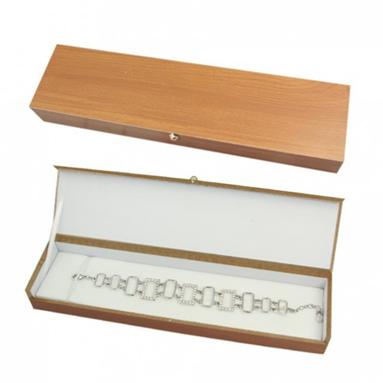 Bracelet/Necklace Box, 8 3/4''L x 2 1/4''W x 1''H