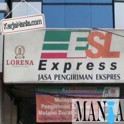 Lowongan Kerja ESL Express PT Eka Sari Lorena