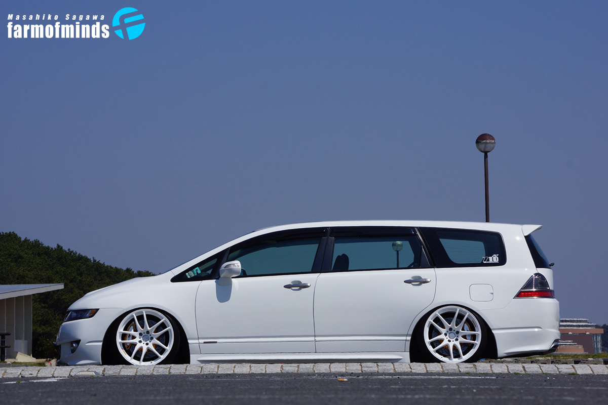 Masahikos VIP Honda Odyssey