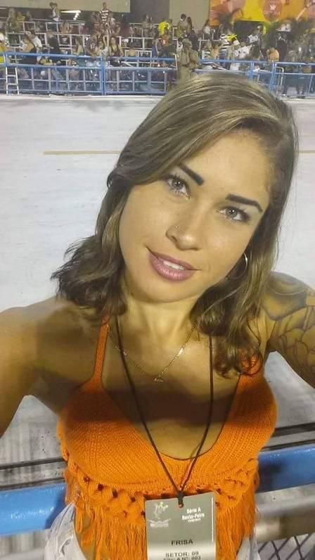 A gari mais gata do Brasil
