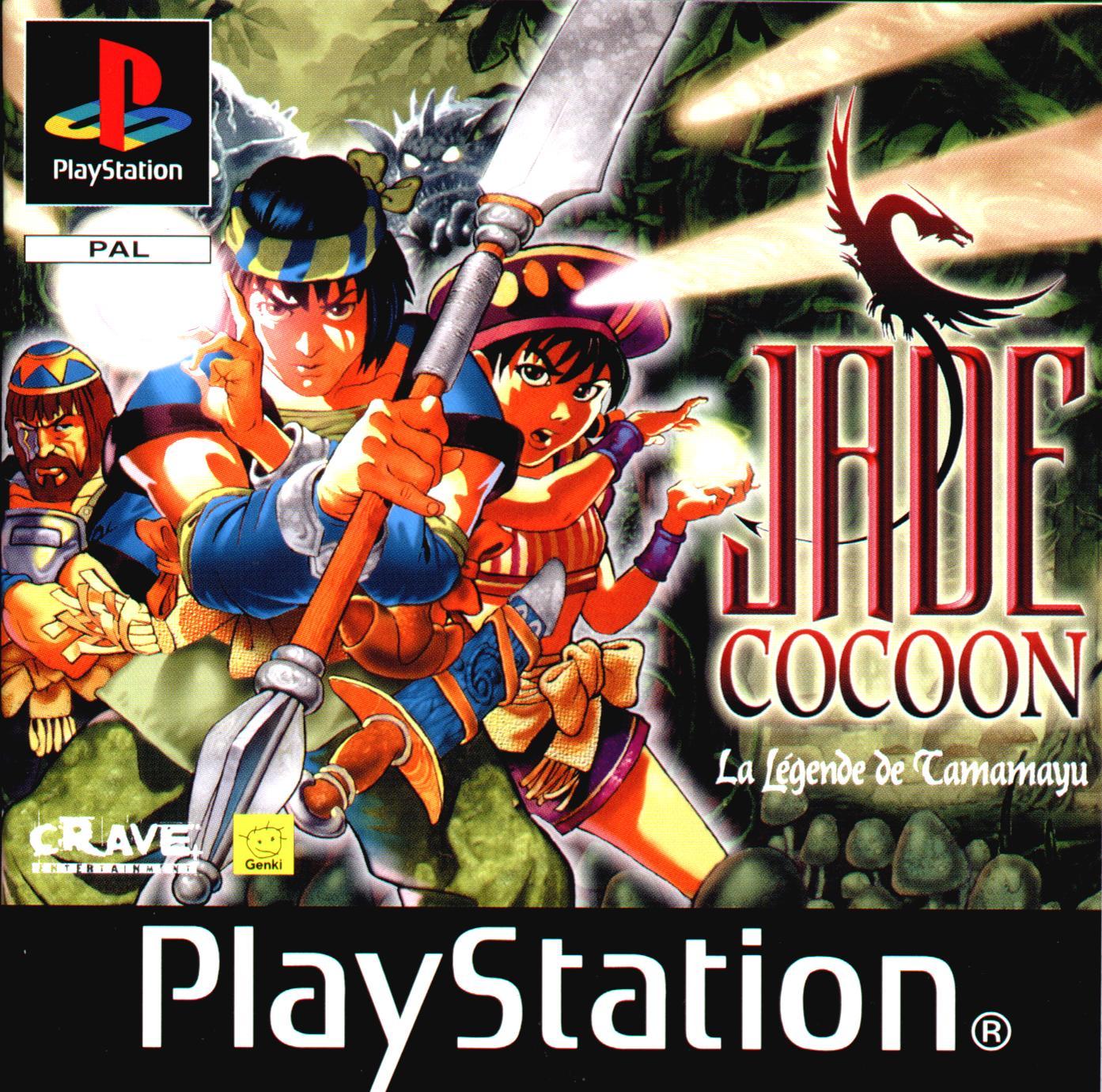 Los mejores RPG  Jade+Coccon