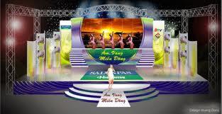 Tổ chức sự kiện Trần Gia- Thiết kế dàn dựng sân khấu