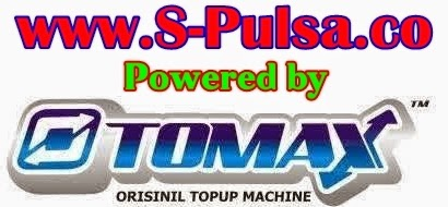 SPulsa Blora Powered by OtomaX Software | Web Pusat www.S-Pulsa.co