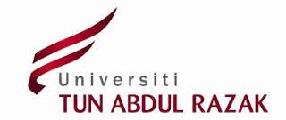 Jawatan Kosong di Universiti Tun Abdul Razak (UNIRAZAK) - 29 Januari 2016
