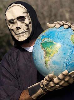 Militante ambientalista na Rio+20