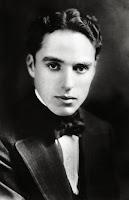 Retrato de Charles Chaplin